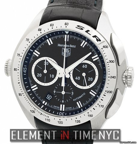 tag heuer 44mm slr mercedes benz limited edition chronograph for price on request for sale from. Black Bedroom Furniture Sets. Home Design Ideas