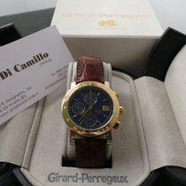 Girard Perregaux  GP 7000 Steel Gold Chronograph