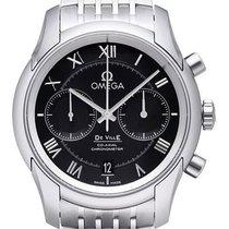 Omega De Ville Co-Axial Chronograph Ref. 431.10.42.51.01.001