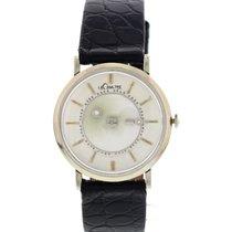 Jaeger-LeCoultre Men's Vintage 14K White Gold Watch