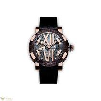 Romain Jerome Titanic-DNA Steampunk 18K Rose Gold Men's Watch