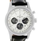 Breitling Transocean Chronograph 43mm Mens Watch Ab015212/g724...
