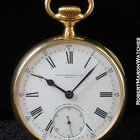Patek Philippe Pocket Watch 18k Chronometro Gondolo