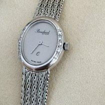 Bouchard White Gold Lady Watch Diamonds 14 krt