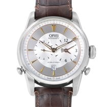Oris Artelier Worldtimer Mens Stainless Steel Automatic ...