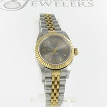 Rolex 18k/SS Ladies Rolex  Oyster Perpetual