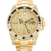 Rolex Watch GMT Master II 116758 SA