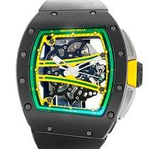 Richard Mille Watch RM061-01 AO CA-TZP YOHAN BLAKE