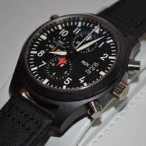 IWC Top Gun Double Chronograph