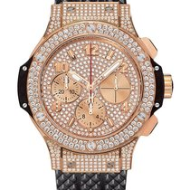 Hublot Big Bang Gold Full Pave 341.PX.9010.RX.1704