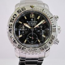 Blancpain 50 Fathoms Air Command Flyback Chronograph