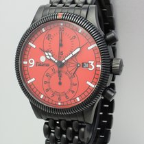 "Tutima Grand Classic Chronograph ""Power-Reserve"" 80th..."