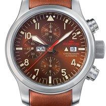 Fortis Aviatis Aeromaster Dawn Chronograph 656.10.18 L.18