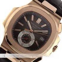 Patek Philippe Nautilus Chronograph Rotgold 5980R-001