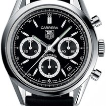 TAG Heuer Carrera Chronograph Stainless Steel Automatic