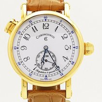 Chronoswiss 18k Yellow Gold Quarter Repeater Ch164 Recent...