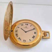 """Lorenz tasca """"savonette"""" oro 750/1000 vintage anni..."""