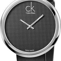 ck Calvin Klein Subtle K0V231C1 Elegante Damenuhr Swiss Made
