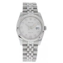 Rolex Oyster Perpetual Datejust 116234 Papers