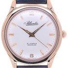 Atlantic Mans WristwatchÊ 21 Jewels