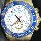 Rolex YACHT MASTER II YELLOW GOLD,unworn condition