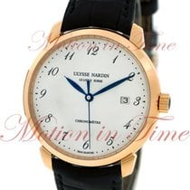 Ulysse Nardin Classico Automatic, White Dial, Limited Edition...