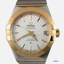 Omega Constellation Co-Axial 38 MM  123.20.38.21.02.009