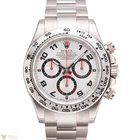 Rolex Cosmograph Daytona 18K White Gold Men's Watch