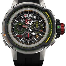 Richard Mille Automatic Aviation E6-B Flyback Chronograph