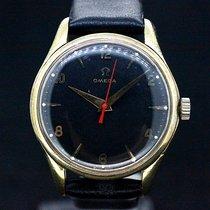 Omega Black Dial -  Kaliber 283 von 1951