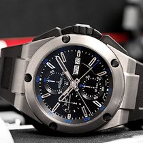 IWC [NEW] Ingenieur Chronograph Black IW376501 (Retail:HK$98500)