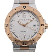 Bulgari Diagono Pro Automatic Date Mens watch DP41WSPGSD