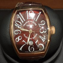 Franck Muller PLATINUM ROTOR 18K ROSE GOLD WITH DATE