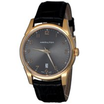 Hamilton Jazzmaster Thinline Quartz H38541783 Watch