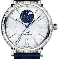 IWC [NEW] Portofino Midsize Automatic Moonphase Ladies IW459001