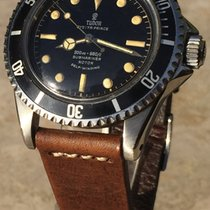 Tudor Submariner 7928  Gilt Chapter Ring PCG Twinlock Long5