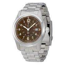 Hamilton Men's H70605193 Khaki Field Auto 42mm Watch