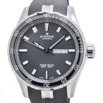 Edox Grand Ocean Chronograph Day Date Watch 88002-3CA-NIN
