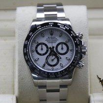 勞力士 (Rolex) 116500LN (White) Dial  Ceramic Bezel