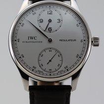 IWC Portuguese Regulateur Platinum