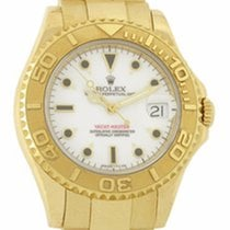 Rolex Yacht-Master Midsize 35mm Men's/Ladies 18k Gold...