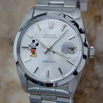 Rolex 6694 Swiss Made Men's Mickey 1978 Manual Stainless...