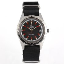 Stowa Seatime Diver 1972 Automatic PUW 1561 Vintage Serviced