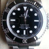 Rolex Submariner Black 114060 New