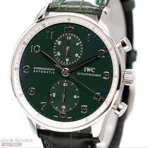 IWC Portugieser Chrono Boris Becker Limited Edition Ref- IW...