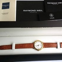 Raymond Weil Collectable Gold Plated Vintage Wristwatch
