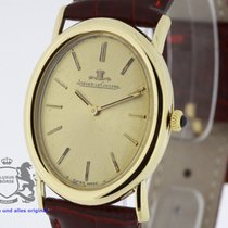 Jaeger-LeCoultre Oval 18 Karat Yellow Gold Cal. 818/2 golden...