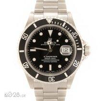 Rolex Submariner Date 16610 - Edelstahl Automatik ca. 2005
