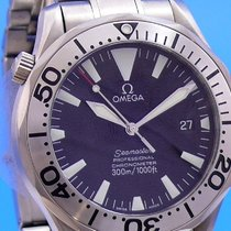 Omega Seamaster Diver 300M Titan