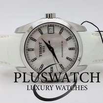 Tissot Couturier Automatic Lady Powermatic 80 Mother Of Pearl...
